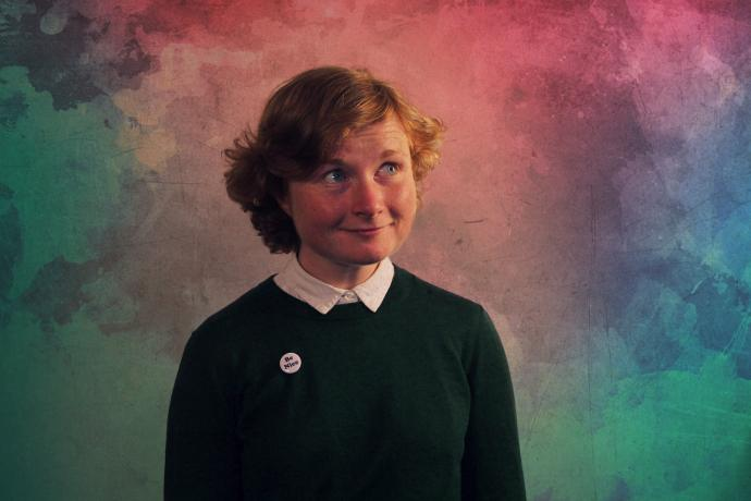 photo of Aine Gallagher
