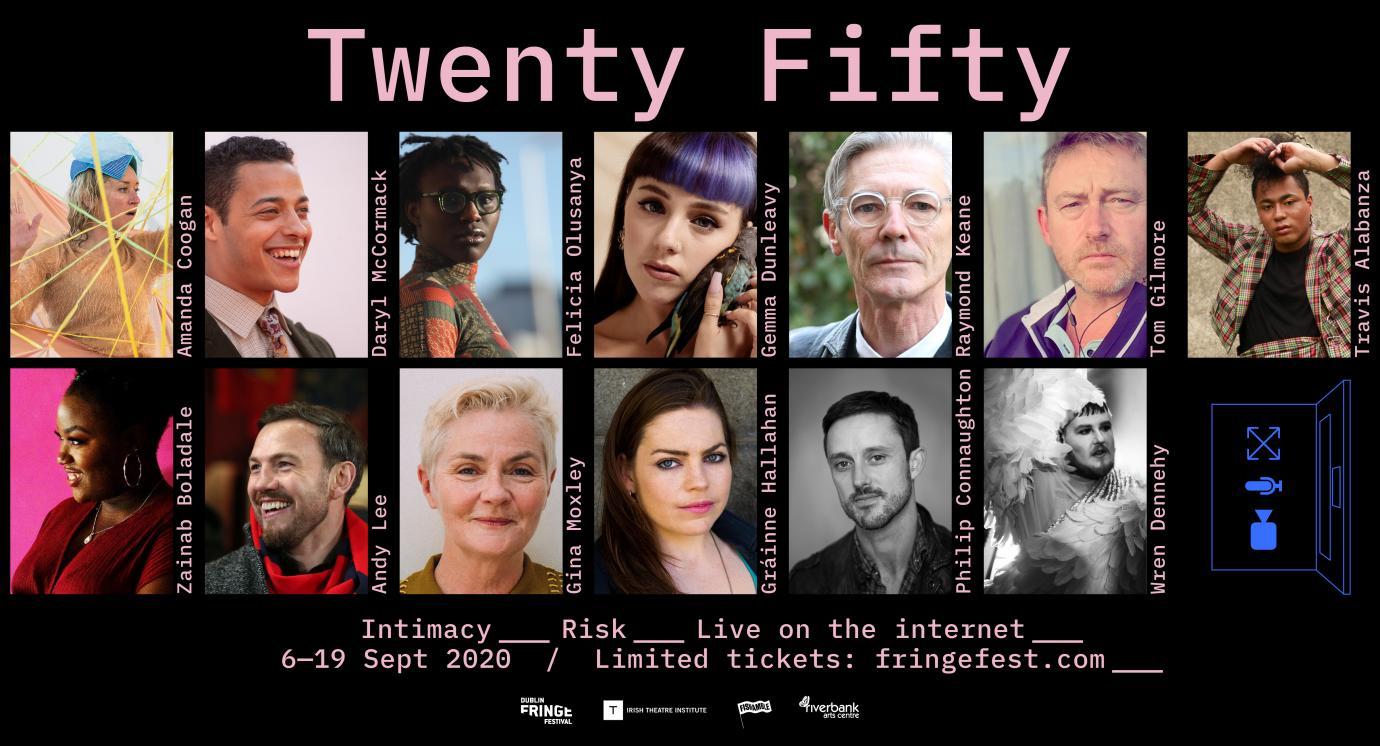 Twenty Fifty Line Up